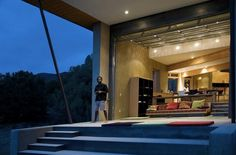 Strawbale Getaway by Gettliffe Architecture - www.homeworlddesign.com (2) #inspiration #home #retreat