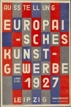 Herbert Bayer #poster