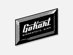 Logos / goKart #gokart