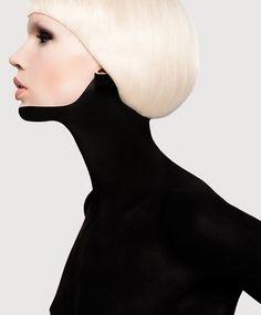tumblr_ldzix03rW71qdk6vco1_1280.jpg 600 × 726 pixels #fashion #design #clothing #black