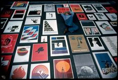 Saul Bass. Before I ever met him, before we worked... - Fast Company