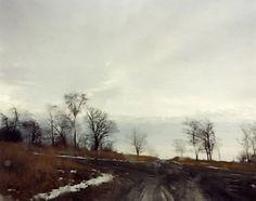 La nuit et les routes de Todd Hido | La boite verte #photography
