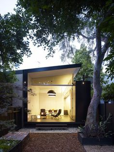 Spectacular Haines House by Christopher Polly Architect