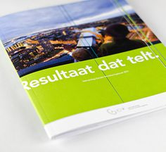 Taken By Storm — Strategy #cover #concept #annual #report