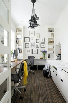 家庭工作空间如何运作最好