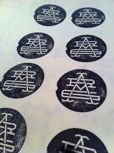 Force Per Unit Area #logo #texture #stamp
