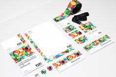 I Depend On Me PUF!™ Festival #print #graphic #identity #stationary