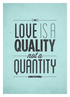 Love quote typography poster VintageStyle typo art by NeueGraphic #prints #print #posters #art #poster #love