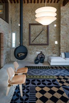 Girona Farmhouse Completely Refurbished by Gloria Duran Torrellas 3