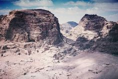 All sizes | petra valley | Flickr - Photo Sharing! #mathieu #photo #jordan #petra #landscape #valley