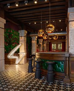 Generator Venice #interior #venice #design #architecture