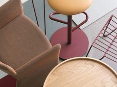 Carl Kleiner #chair #furniture #subtle #stool