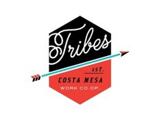 Dribbble - Tribes Work Co-op Logo 3 by Amy Hood #amy #hood