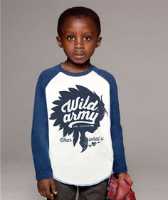 Wild Army, Kids Revel Clothes on Behance by Alexramonmas Studio