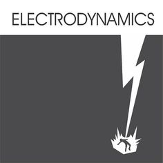 Electrodynamics #music #lp #cover #album