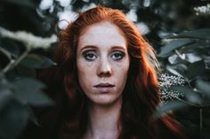 Beautiful Portraits by David Schermann