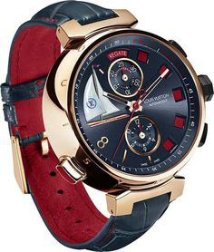 Louis Vuitton Tambour Spin Time Regatta for Only Watch