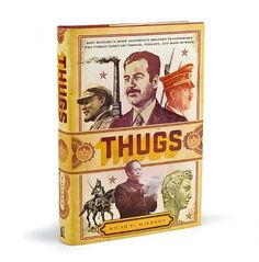 Matt Lehman Studio #print #thugs #bookcover
