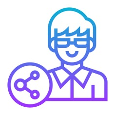 See more icon inspiration related to boy, network, user, person, costumer, contributor, administrator, share, networking, man and people on Flaticon.