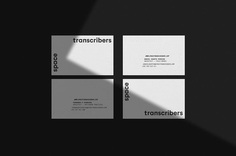 Space Transcribers on Behance