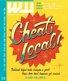 Cheat_Local_Cover_07.jpg #sign #ganga #lettering