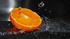 Lemon Water Drops #inspiration #photography #food