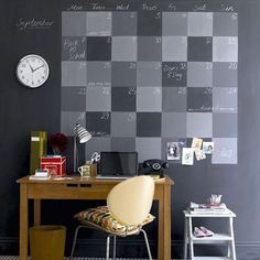 Chalkboard Wall Paint #tech #flow #gadget #gift #ideas #cool