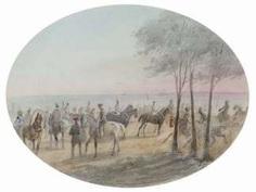 ADAM, FRANZ 1815 Milan - 1886 Munich