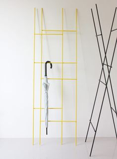 Ladder Coat Rack by Yenwen Tseng #rack #coat