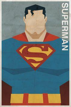 photo #superman #poster