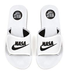 NASA POOL SLIDES
