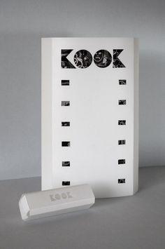 Kook on the Behance Network #glasses #sun #elantidoto #packaging #typography