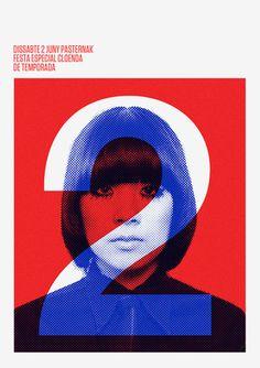 2juny poster by quim marin #quim marin