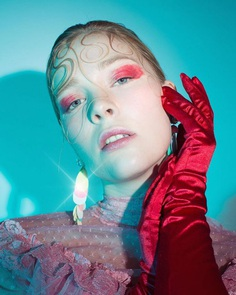 Vibrant Fashion Photography by Elaine Torres