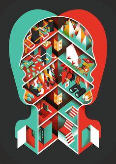 Graphic Design Festival Breda 2012 #illustration