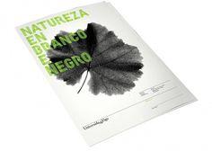 Universidade de Vigo | StudioAparte #studioaparte #type #print