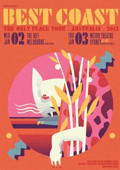 bandPoster_05.jpg #illustration