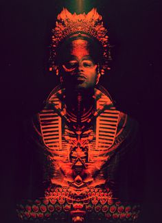 SHABAZZ PALACES Leif Podhajsky #photo #color