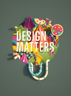 Design Matters on Behance
