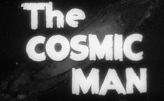 title the cosmic man watch skies dvd review .jpg (JPEG Image, 550 × 342 pixels) #type #design #screen #typography