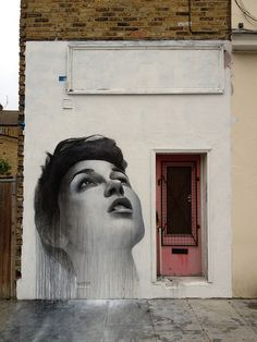 Tina We Salute You. Dalston. May 2012, by Ben Slow