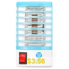 2 #in #1 #Mosquito #Killer #Lamp #LED #Night #Light #with #LOGO #- #BLUE #AND #WHITE