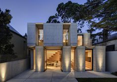 Glebe House by Nobbs Radford Architects 19