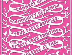ADC Paper Expo | Jessica Hische #illustration #typography