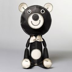 Acne JR | Chester genuine leather #toys #sweden #design #junior #acne