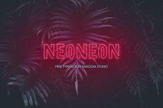 NEONEON – FREE FONT