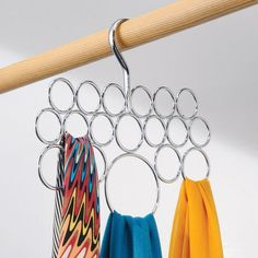 InterDesign Axis Scarf Holder #gadget #home