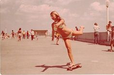 The art of skateboarding, Miami, 1977
