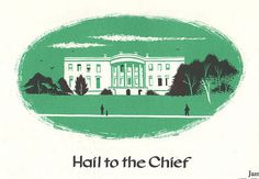 All sizes | Hail to the Chief | Flickr Photo Sharing! #illustration