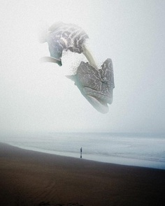 Playful and Dreamlike Photo Manipulations by Shaylin Wallace